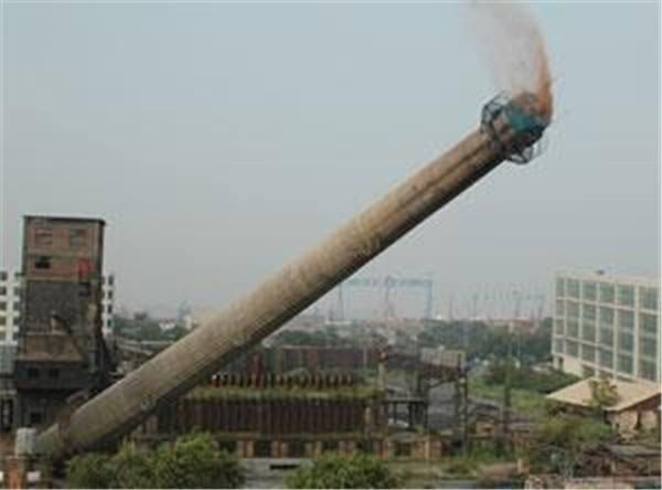 優質水泥煙囪拆除