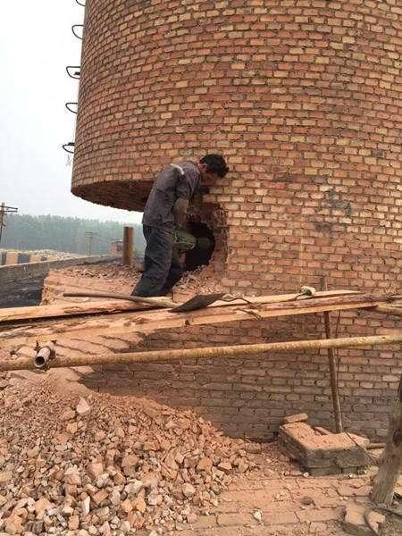 磚煙囪拆除公司