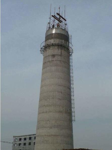 水泥煙囪新建工程