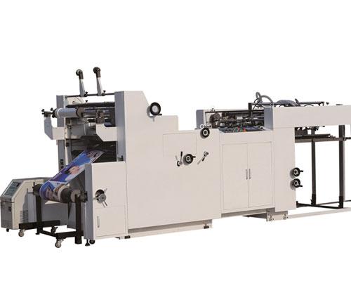 印刷设备展示