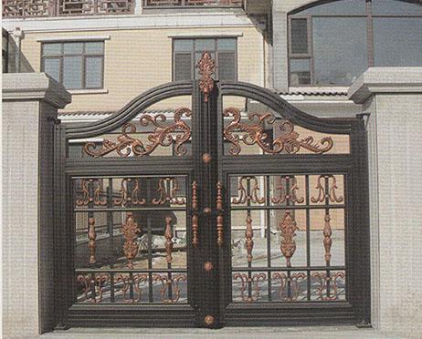 铝艺门栏杆