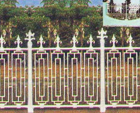 山东铸铁栏杆