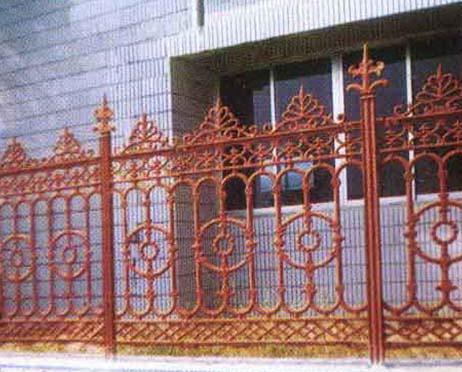 铸铁栏杆价格