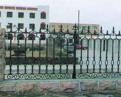 铸铁栏杆厂家
