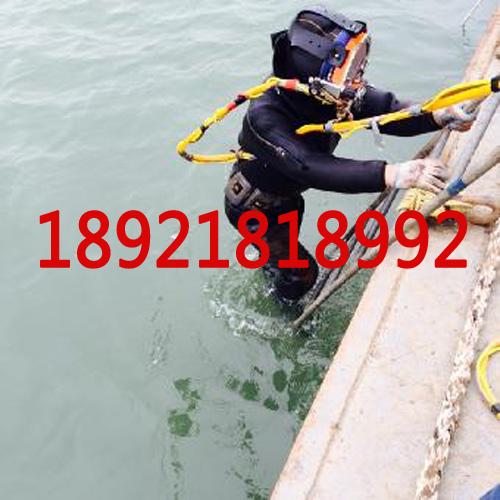 水下桩基检测
