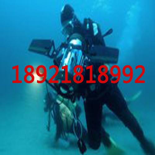 水下摄像检测