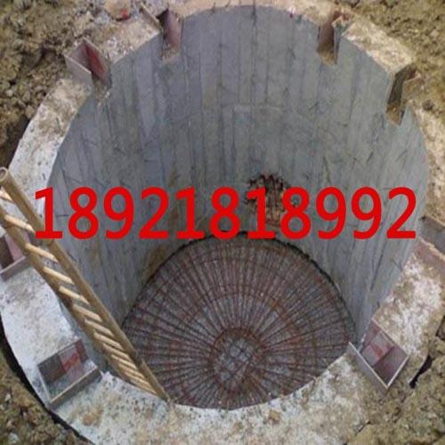 沉井专项施工