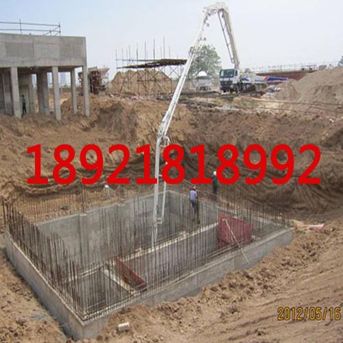 沉井工程施工