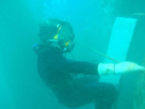 管道安装水下施工