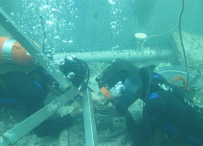 水下摄像工程