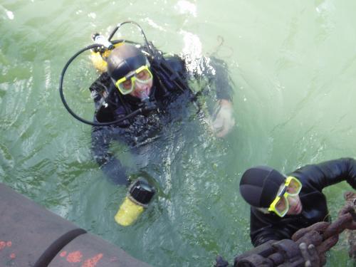 水下清污工程