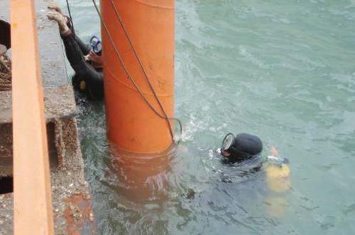 水下工程焊接