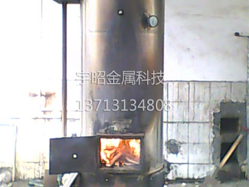 不锈钢烧柴热水炉