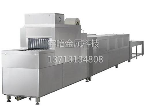 8000型链传送式洗碗烘干一体机