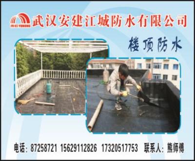 楼顶防水施工
