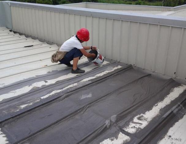专业楼顶防水