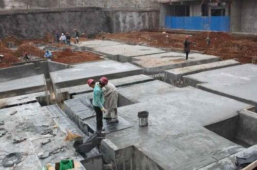 建筑工程补漏防水