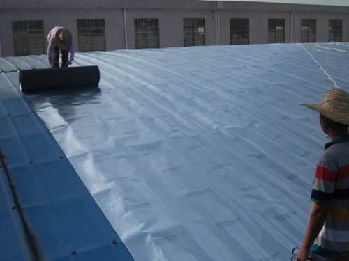 屋顶外墙防水处理