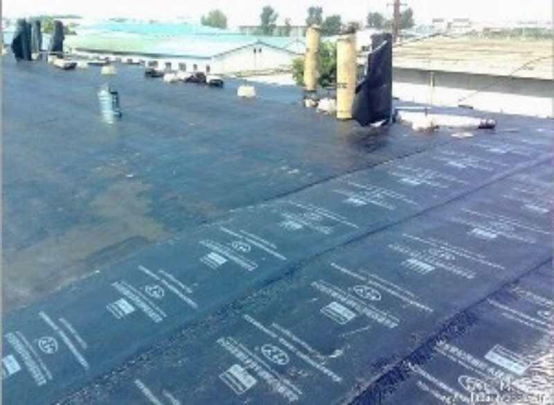 屋顶防水补漏