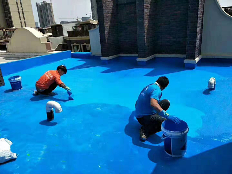 武汉屋顶防水