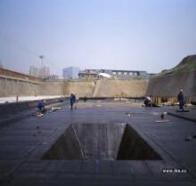 屋顶防水修补