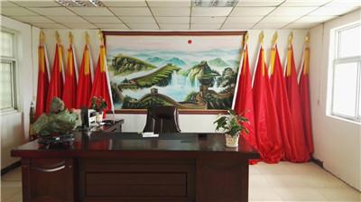 郑州公司墙体彩绘