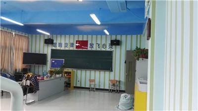 河南学校墙绘
