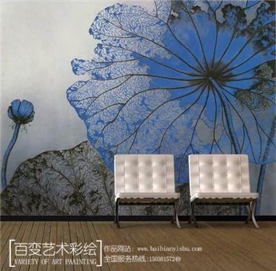 郑州彩绘公司