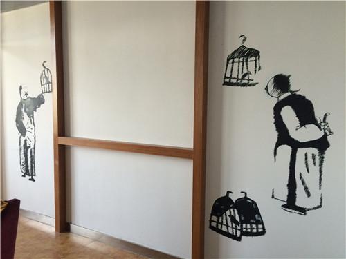郑州墙体彩绘公司电话