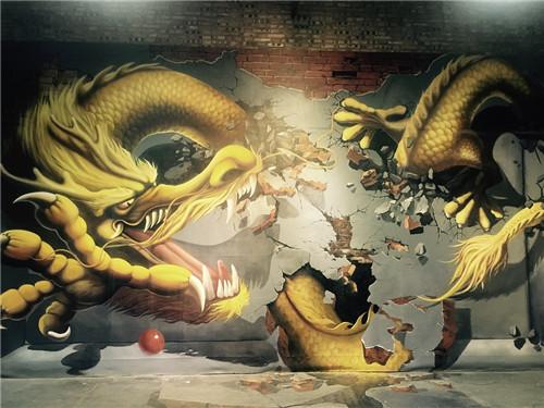 郑州3d立体彩绘