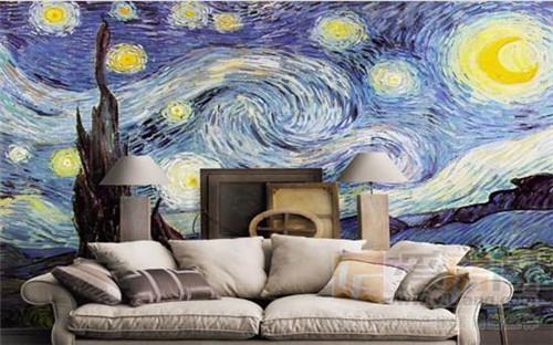 郑州艺术墙彩绘