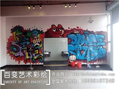 安阳郑州工装手绘墙