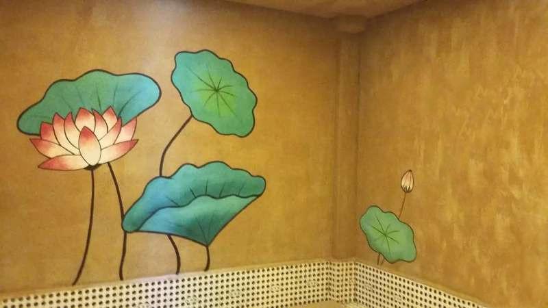 墙体彩绘价格