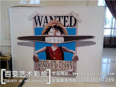 许昌河南工装墙体彩绘