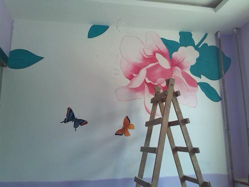 郑州墙体彩绘工程