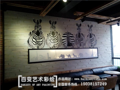 许昌河南百变墙体彩绘