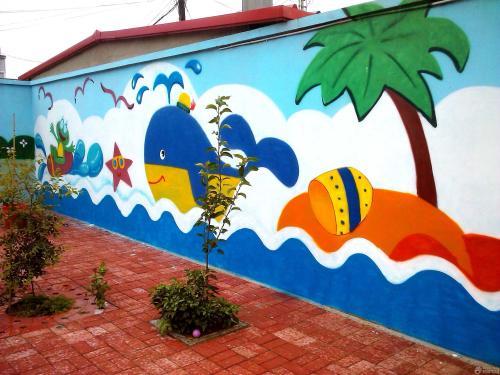 河南幼儿园彩绘