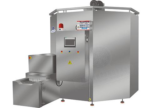 液氮螺旋塔式速冻机