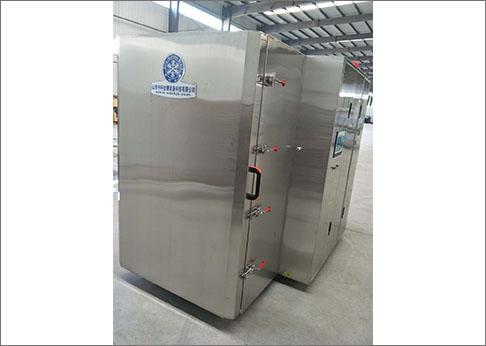 洋葱液氮速冻机