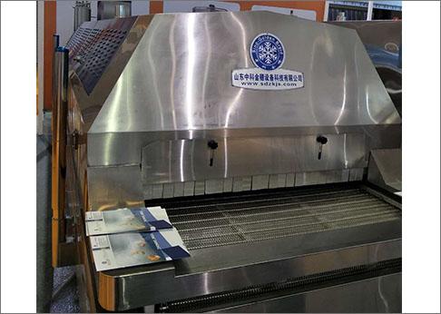 湖北隧道式液氮速冻机