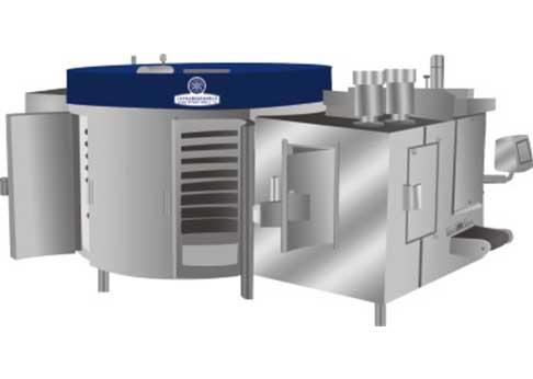 德州水产品速冻机