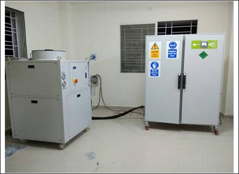 浙江实验室液氮速冻机