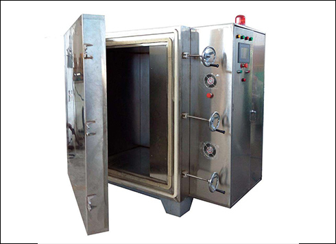 双开门液氮速冻机