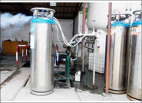 液氮制冷剂