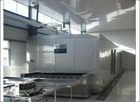 隧道式液氮速冻设备
