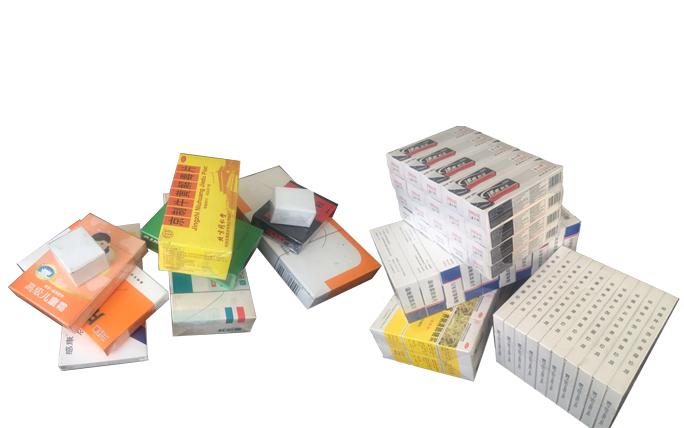 包装样品盒