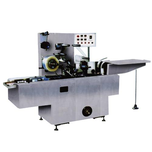 TBZ型三维透明膜盒式包装机