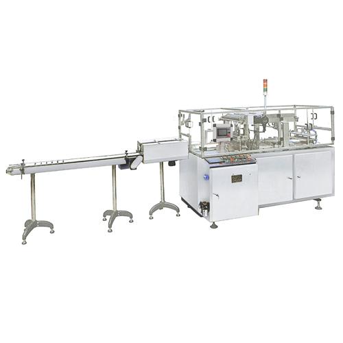 BM1三维透明膜盒式包装机