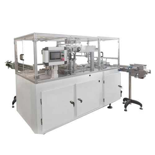 三维透明膜盒式包装机