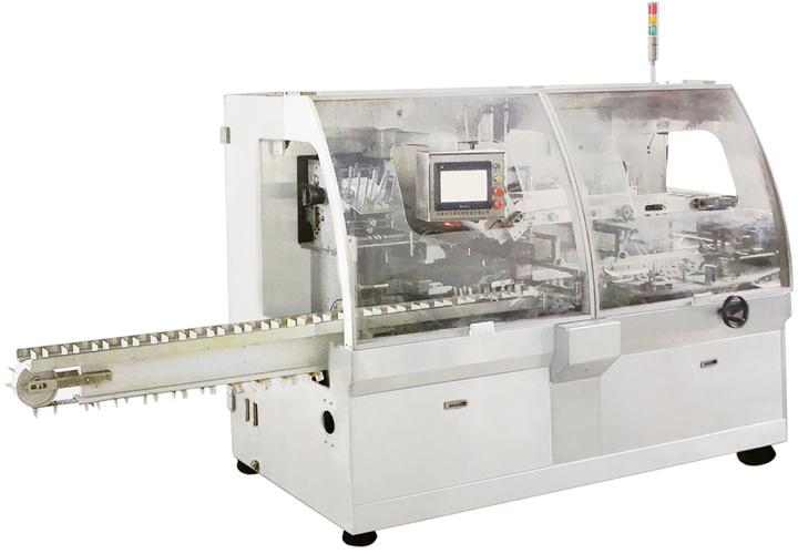 HDZ120全自动软袋装盒机